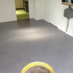 Arbeitsvorschau von Colour Einstreubelag Garagenboden